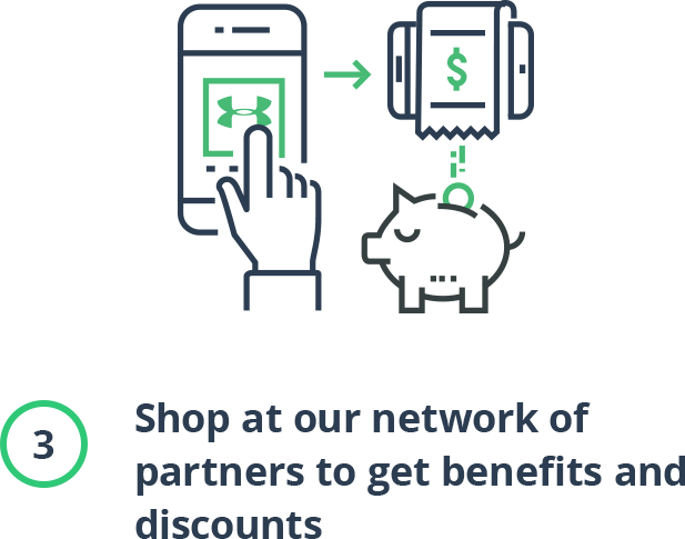 Shop at our network of partners